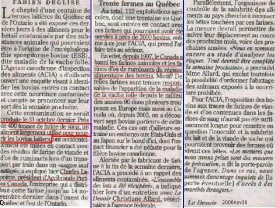 article de le devoir